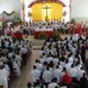 Grande confirmation le jour de la Pentecôte