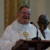 Jubilé sacerdotal du père Jacques Hivon en catimini