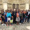 Des pèlerins de trois rivières à Lourdes et Paris