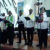 Concert des hommes à Vieux-Habitants