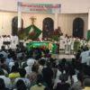 Capesterre Belle-Eau : installation du nouveau curé et vicaire