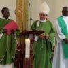 Installation du nouveau curé de St Pierre et St Paul