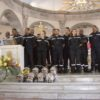 Sainte Barbe célébrée à la Cathédrale