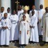 Première messe 2018 (à St Pierre et St Paul)