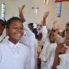 Prise d'Eau : 1ère communion (2)