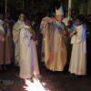 Cathédrale : Veillée Pascale avec Mgr Riocreux (2)
