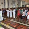 Installation du Père Jean Gary EDUME CSSP comme le nouveau curé de notre paroisse de Lamentin