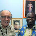 A la rencontre des prêtres, et de l'œuvre Salésienne, à St Luc de Baimbridge