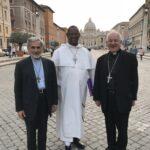 Réaction de Mgr Riocreux à la démission de Mgr Lafont, évêque de Cayenne