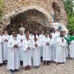 Rentrée des servants d'autel de Basse-Terre