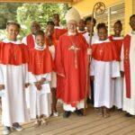 Confirmations pour 3 paroisses pour le Christ-Roi!