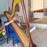 Avec la harpe : confiance et sérénité nous sont assurées !