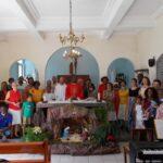 Noël : La famille Fraternité de l'Incarnation à l'unisson