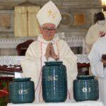 Messe Chrismale : Ferveur et unité de tous !