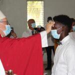 Fête de l'ascension et confirmation à la paroisse du Raizet
