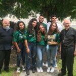 Scouts libanais en Guadeloupe !