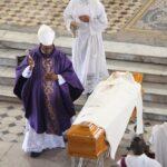 Grande ferveur aux obsèques du père Albert Chalder