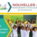 """Journal n°5 des """"Nouvelles de l'Enseignement Catholique"""" en kiosque"""